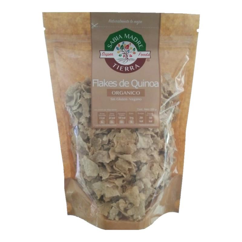 Quinoa Flakes Orgánicas 200 gr