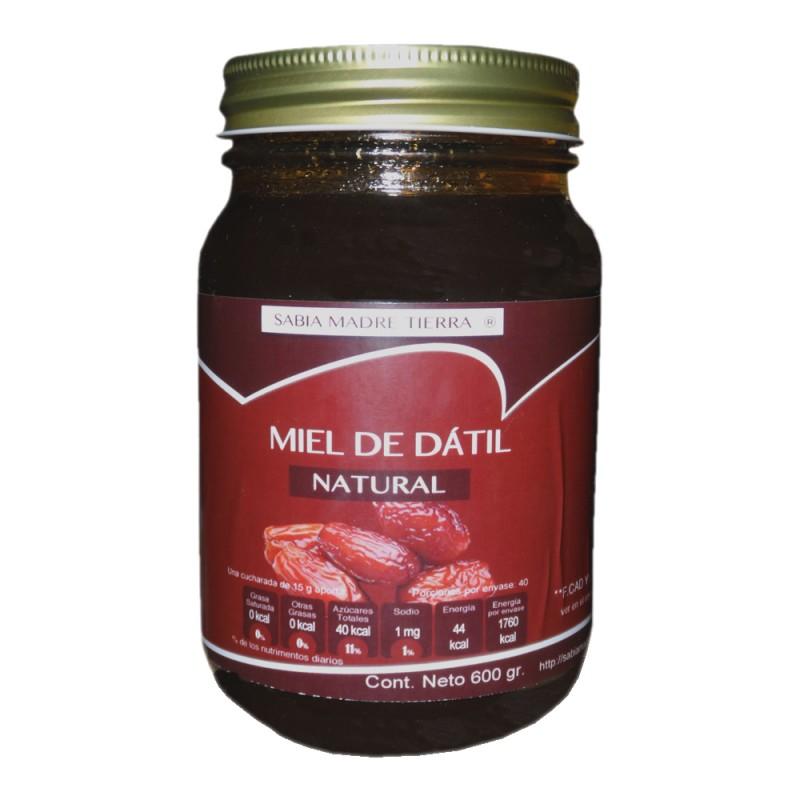 Miel de Dátil 320 gr